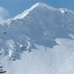 Secret valley avalanche, March 16