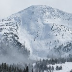 Kinbasket Peak avalanche, March 16