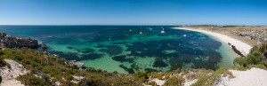 Catherine Bay on Rottnest Island