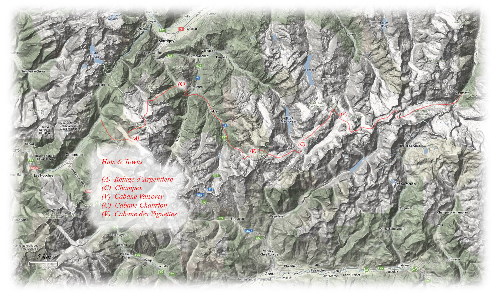 Haute route ski traverse may 2014 frontrange imaging for 2014 haute route