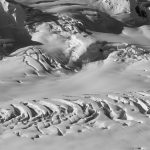 Crevasses on Kaskawulsh Glacier, Kluane National Park, Yukon