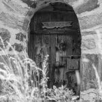 Door, Blatten, Zermatt, Switzerland